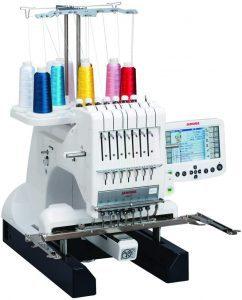 Janome 001MB7 Multi-Needle Embroidery Machine